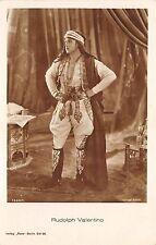 B49051 Rudolph Valentino arab clothes   movie star