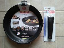 Double Face pression Plasma Titane Poêle à frire Ustensiles de Cuisine 2 set HAPPYCALL