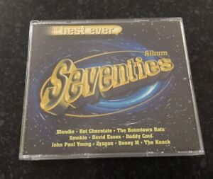 THE BEST EVER SEVENTIES ALBUM - 2 CD - EMI - Australia