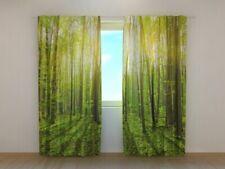 Fotogardine Sonnenscheine Vorhang Gardine mit Fotodruck Digitaldruck auf Maß