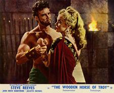 Steve Reeves - The Trojan Horse (1961) - 8 1/2 X 11