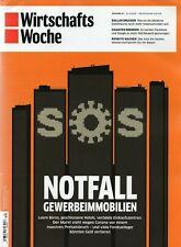 Wirtschaftswoche - 44/2020 - SOS. Notfall Gewerbeimmobilien