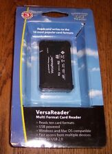 NEW DataMINE MEM-MULTI-READ VersaReader Flash Reader SD miniSD MultiMediaCard