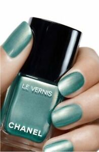 CHANEL Le Vernis Nail Polish 723 RADIANT VERDE Summer 2019 New in Box