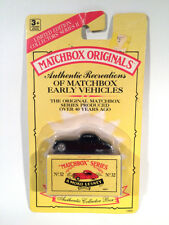MATCHBOX ORIGINALS SERIES No 32 Moko Lesney Product Limited Edition