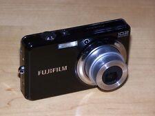 Fujifilm FinePix J Series J27/28 10.2MP Digital Camera - Black
