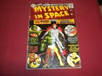 Mystery in Space #103 dc 1965 silver age 3.0/3.5 comic! See store!