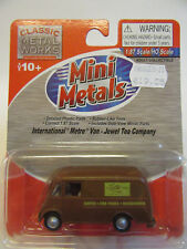 Classic Metal Works USA 1:87 International Metro Van  Jewel Tea Company