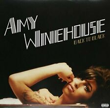 Back to Black [LP] by Amy Winehouse (Vinyl, Mar-2007, Universal Republic)