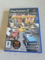 Micro Machines V4 Sony Playstation 2 PS2 PAL