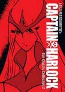 Captain Harlock: The Classic Collection Vol. 2 Matsumoto, Leiji LikeNew