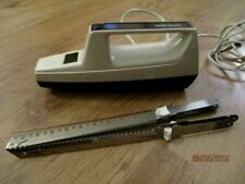 Elektrisches Schneidemesser unser Favorit (Moulinex) 70er Jahre gebraucht