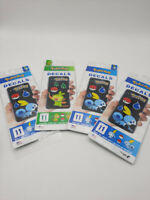 Lot of 4 Controller Gear Pokemon Tech Decal Pack, Grookey & Sobble
