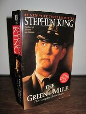 The Green Mile By Stephen King, 1996 Paperback, The Complete Serial Novel Euc