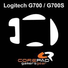 Corepad skatez Logitech g700 g700s sustituto PTFE Teflon ® ratón pies hyperglides