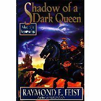Shadow of a Dark Queen (The Serpentwar Saga) by Raymond E. Feist
