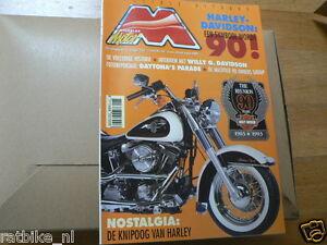 MO9316-HARLEY-DAVIDSON STORY,FLSTN,GP JAPAN,MX 125 BELGIUM,DAYTONA,DAVIDSON,PELS