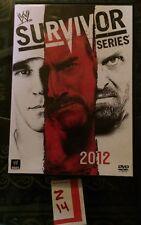 WWE: Survivor Series 2012 (DVD, 2012) WWF Big Show Vs Sheamus