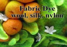 Wool Cloth Clothe Fabric Pigment Dye Paint Colorant Dry Hand Wash Diferent Color