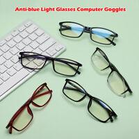 Eyeglasses Gaming Anti Blue Rays Glasses Reading Glasses Computer Goggles UV400