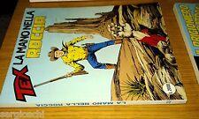 TEX WILLER # 357 - LA MANO NELLA ROCCIA - 1990 - BONELLI