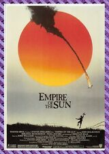 Postcard Poster of Movie - Empire of the Sun