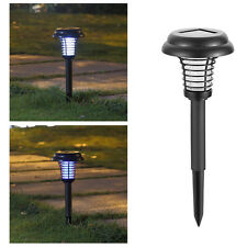 Mosquito Zapper Insect Killer, Feewer Solar Powered Electronic UV Bug Zapper -2