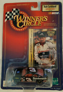 NIP Winners Circle Dale Earnhardt Lifetime Series #2 Of 13 1:64 Nascar 1997