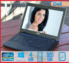 Dell Latitude E6400 ATG C2D 2.66Ghz 4GB 320GB Win 10 Pro WiFi DVD-RW Win 7 TOUGH