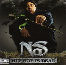 NAS Hip Hop Is Dead 2006 UK 17-track CD album BRAND NEW