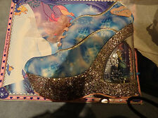 Irregular Choice Cinderella Call Me Cinders Womens Wedge Heels Shoes Size UK 6