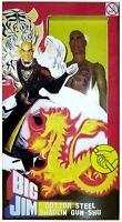 BIG JIM DOTTOR STEEL 1974 ☆SHAOLIN GUN-SHU☆ MOCKUP HANDMADE INEDITO ►NEW◄