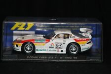 Fly Dodge Viper GTS-R No.53 A1 Ring 1998 United Colors Of Benetton