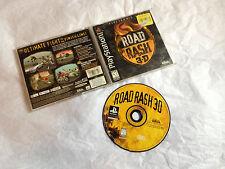 Road Rash 3D (COMPLETE) (BLACK LABEL) PlayStation 1, PS1