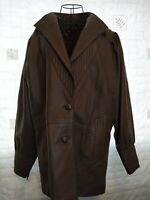 Vintage 80's Jacket Size M, ribbed detailing, retro style, smart,