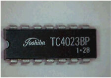 IC TC4023BP / 4023 Triple 3-Input NAND Gate OLD STOCK