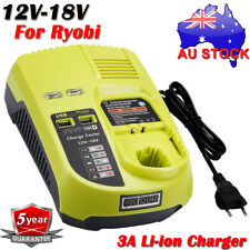 Ryobi P117 One 18v Dual-chem Battery Charger