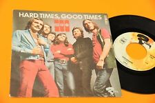 "ZOO 7"" HARD TIMES GOOD TIMES ORIG ITALY 1971 !!!!!!!!!!!!!!!!"
