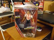 WWE Irwin R.Schyster  Mattel Elite Wrestling Action Figure  NEW IN DISPLAY BOX !