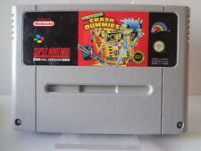 SNES juego-The Incredible Crash Dummies (módulo) (PAL)
