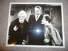 Devil Doll ORG 1936 Re-Strike 8x10 Black & White Vintage Lionel Barrymore