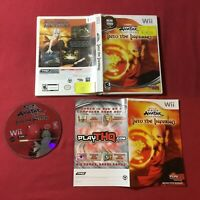 Avatar: The Last Airbender - Into the Inferno (Nintendo Wii 2009) with Manual