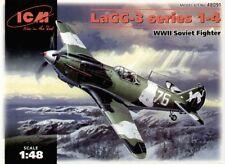 ICM 1/48 Lagg-3 séries 1-4 #48091