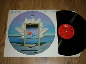 JEAN-LUC PONTY - The Gift of Time - UK LP - CBS 460436 1