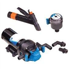Jabsco Washdown Pump Kit 6 GPM 70 PSI Nozzle, Strainer