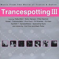 Trancespotting III: Music From The World of Trance & Dance CD (2001)