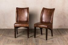 Leather Reproduction Asian/Oriental 20th Century Antique Chairs