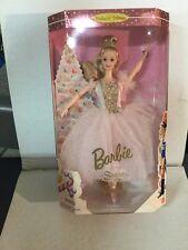 Barbie as Sugar Plum Fairy Nutcracker Holiday Christmas1996 NEW NIB NRFB PERFECT