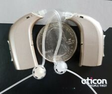 ²  Oticon SPIRIT ♫ Hearing Aid 👂 Behind The Ear BTE - 8 Channels ♫ Programming