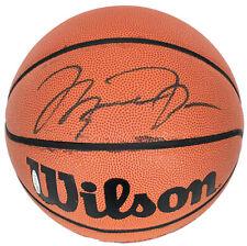 Bulls Michael Jordan Authentic Signed Wilson Jet Basketball UDA #BAE73005